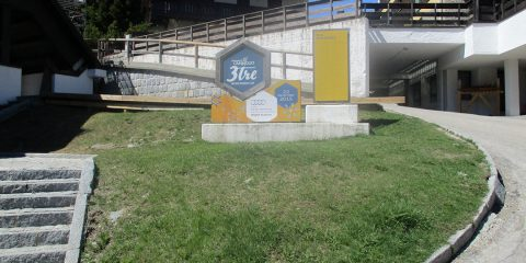 Sistemazione pista 3Tre - Madonna di Campiglio (TN)