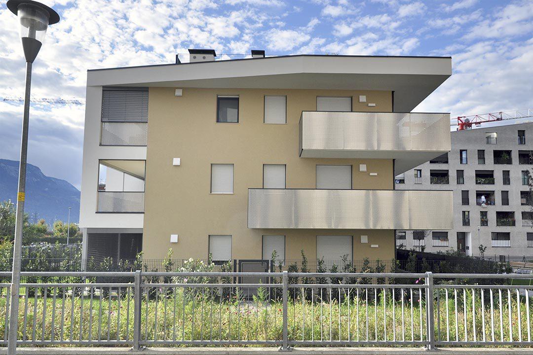 MAK Costruzioni | Edificio Perla, Bolzano