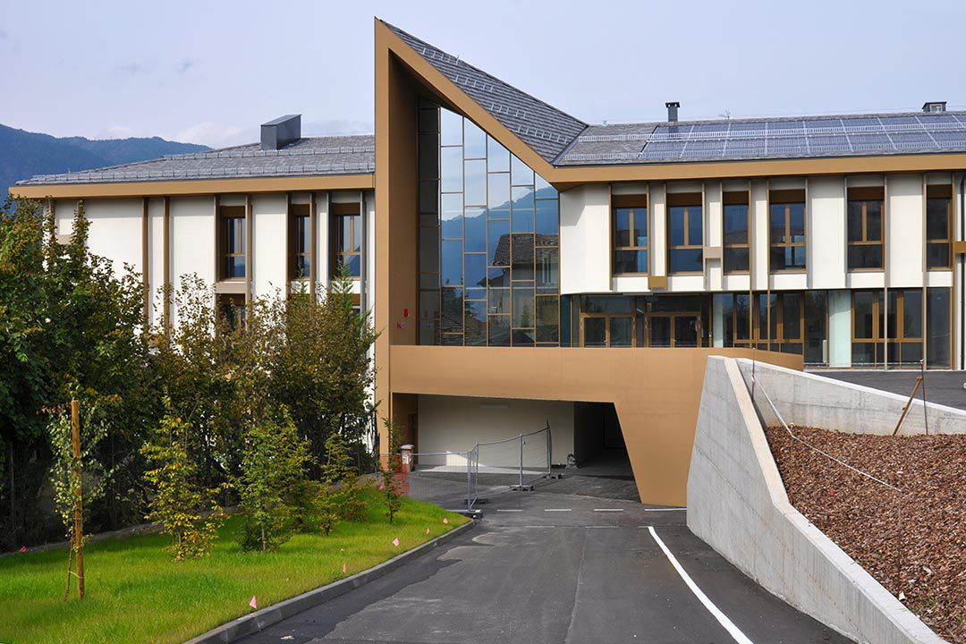 MAK Costruzioni | Scuola media Taio