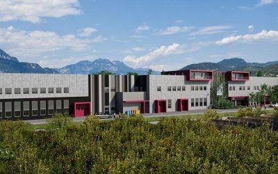 Firma del contratto per la nuova officina Trentino Trasporti